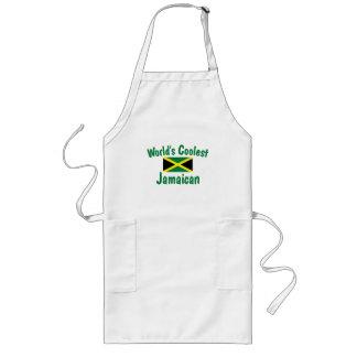 Coolest Jamaican Long Apron