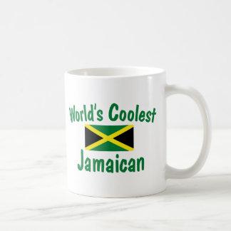Coolest Jamaican Basic White Mug