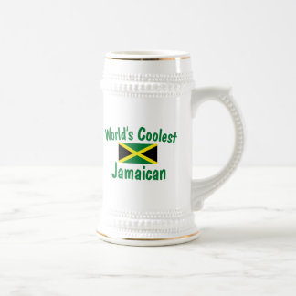 Coolest Jamaican Beer Steins