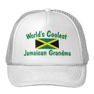 Coolest Jamaican Grandma Hats