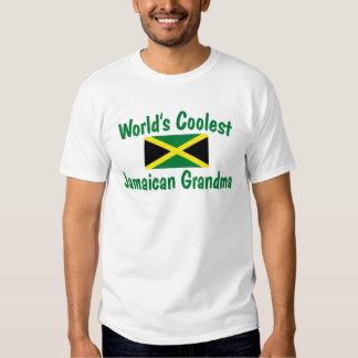 Coolest Jamaican Grandma Tee Shirt