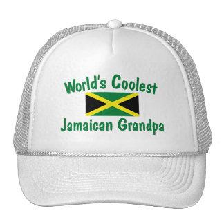 Coolest Jamaican Grandpa Hats