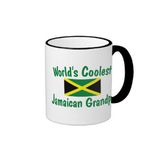 Coolest Jamaican Grandpa Mug