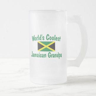 Coolest Jamaican Grandpa Coffee Mugs