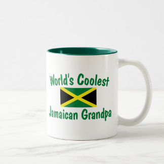 Coolest Jamaican Grandpa Mugs