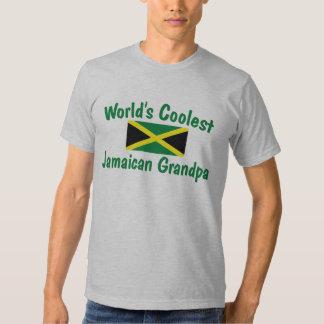 Coolest Jamaican Grandpa Tee Shirt