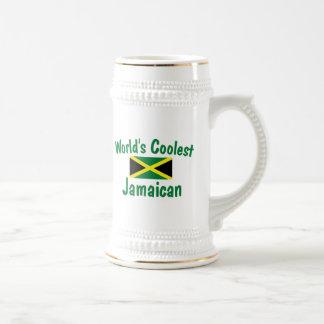 Coolest Jamaican Beer Steins