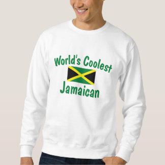 Coolest Jamaican Pullover Sweatshirt