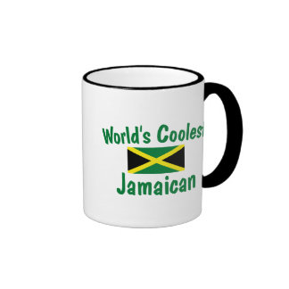 Coolest Jamaican Ringer Mug