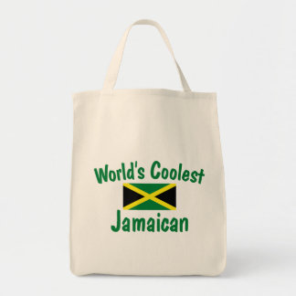 Coolest Jamaican Grocery Tote Bag