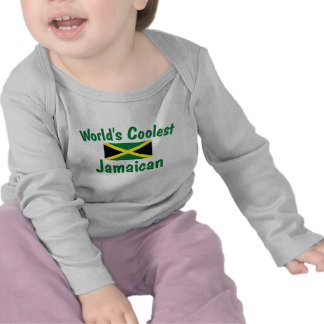 Coolest Jamaican T Shirt