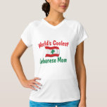 Coolest Lebanese Mum Shirts