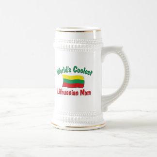 Coolest Lithuanian Mom Coffee Mug