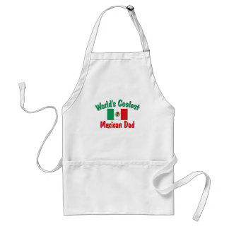Coolest Mexican Dad Standard Apron