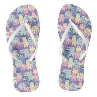 Coolest Monstrissimo Flip Flops