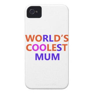 coolest mum iPhone 4 cover