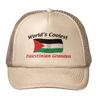Coolest Palestinian Grandpa Mesh Hats