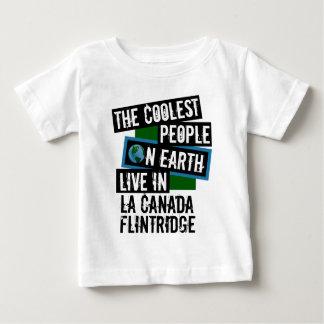 Coolest People on Earth in La Canada Flintridge Baby T-Shirt