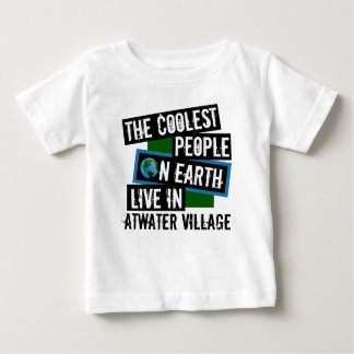 Coolest People on Earth Live in Atwater Village Baby T-Shirt