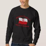 Coolest Polish Grandma Pullover Sweatshirts