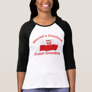 Coolest Polish Grandma T-Shirt