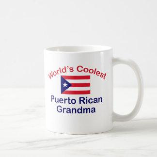 Coolest Puerto Rican Grandma Coffee Mug