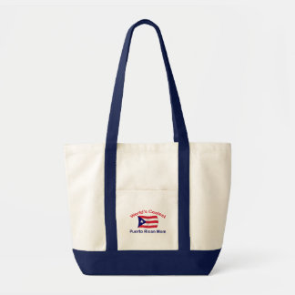 Coolest Puerto Rican Mom Tote Bag
