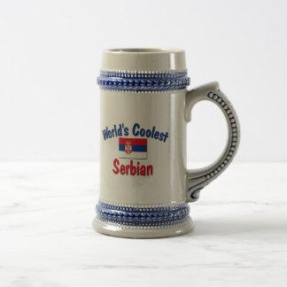 Coolest Serbian Beer Stein