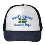 Coolest Swedish Papa Hat