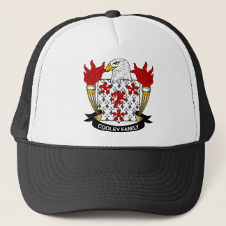 Cooley Family Crest Trucker Hat