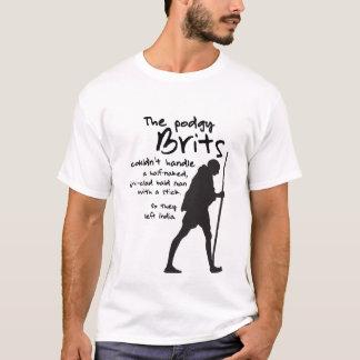 CoolGandhi Brits T-Shirt