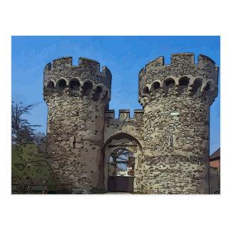 Cooling Castle Gate House Postcard