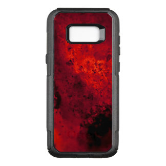 Cooling Red Hot Lava OtterBox Commuter Samsung Galaxy S8+ Case