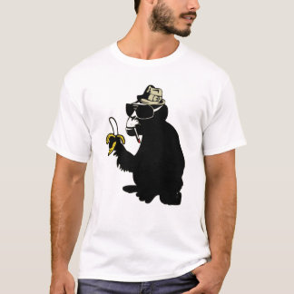 coolly tuxedo monkey T-Shirt
