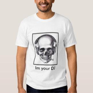 coolskull, Im your DJ Tees