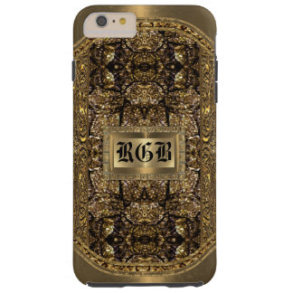Coolstory Pretty 6/6s Monogram Plus Tough iPhone 6 Plus Case