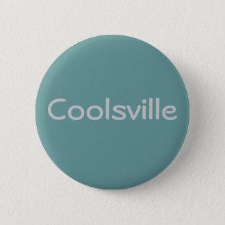 """Coolsville"" Button"