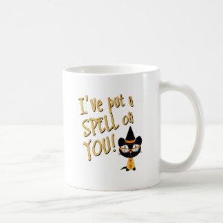 Coolsville Halloween Kitty Mugs