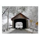 Coombs Covered Bridge Postcard