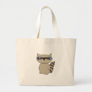 Coon Animal Tote Bag