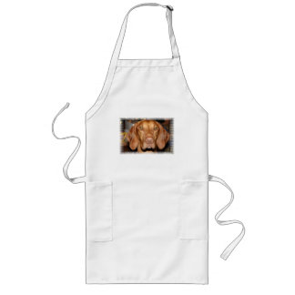 Coon Hound Long Apron