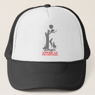 COON HUNTING TRUCKER HAT