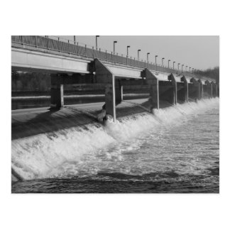 Coon Rapids Dam Postcard
