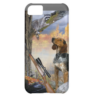 Coon Trapped in a Tree iPhone 5C Cover