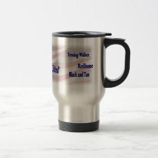 Coonhound Lovers Gifts Coffee Mug