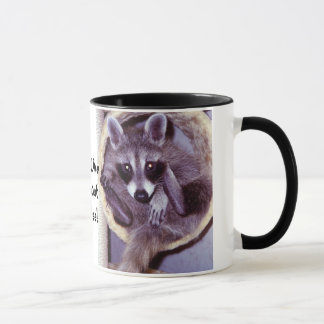 Coon'nt Live Without Coffee! Mug