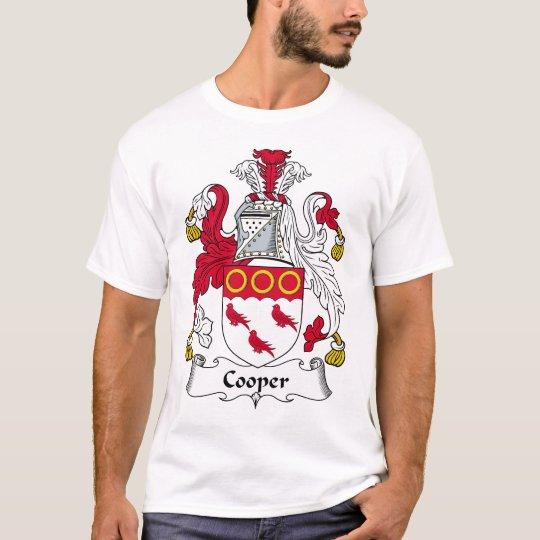Cooper Family Crest T-Shirt