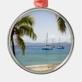 Cooper Island British Virgin Islands Christmas Ornament