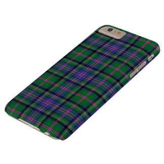 Cooper Scottish Tartan Plaid Pattern Barely There iPhone 6 Plus Case