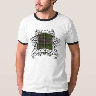 Cooper Tartan Shield T-Shirt